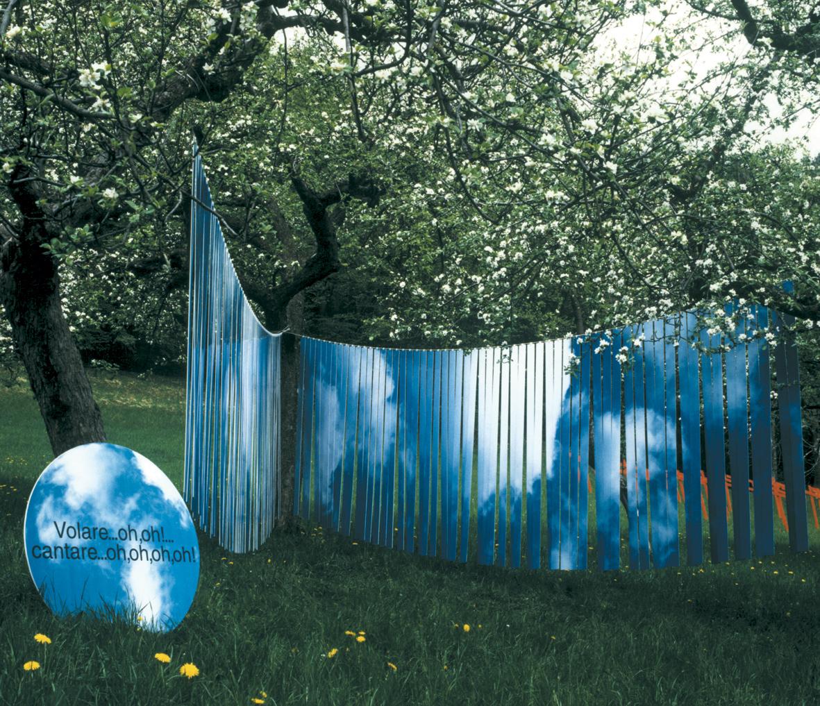 IV Biennale di Arte in natura Gut Casteil (Vienna)