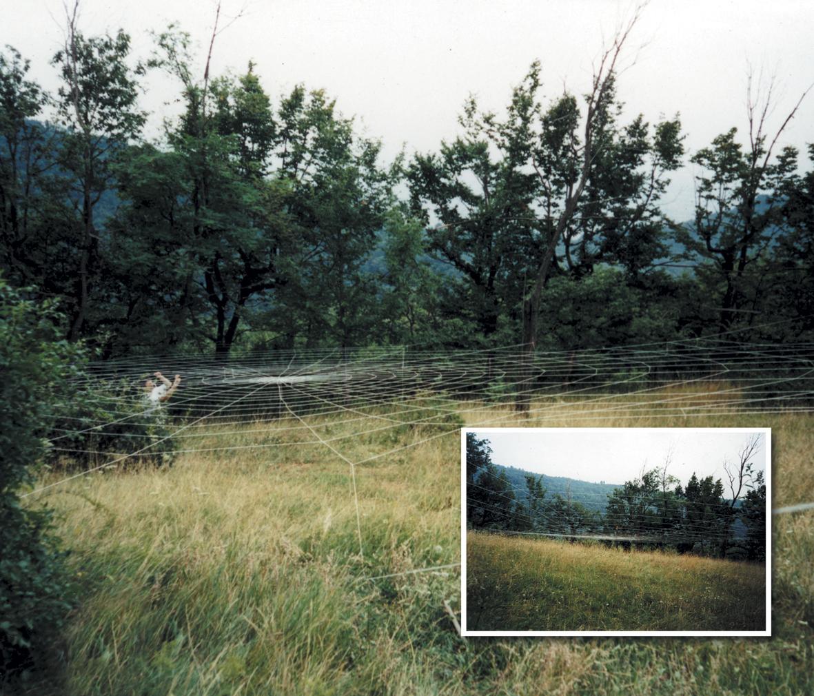 Ragnatela umana monte Maddalena Brescia 1993
